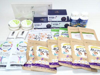 大阪府のお客様よりヴィトックス他 商品をお売りいただきました。